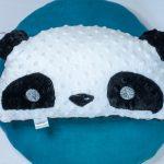 panda poduszka